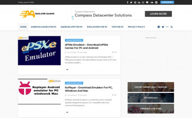 emulatorgaming.com screenshot