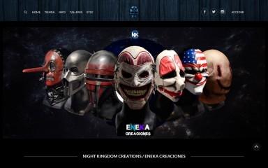 eneka.cl screenshot