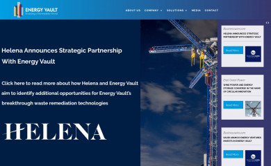 energyvault.com screenshot