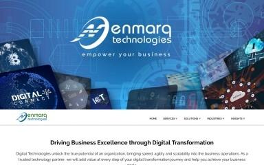 enmarq.com screenshot