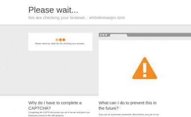 http://entrelineasqro.com screenshot