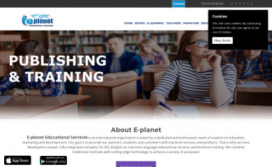http://eplaneteducation.com screenshot