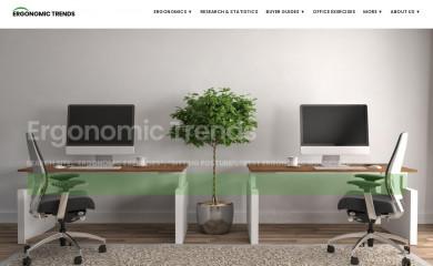 ergonomictrends.com screenshot