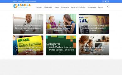 http://escolaeducacao.com.br screenshot