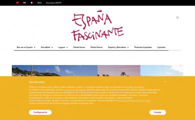 espanafascinante.com screenshot
