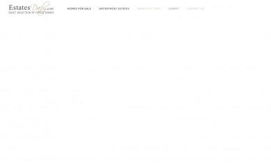 http://estatesdaily.com screenshot