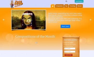 faceswaponline.com screenshot