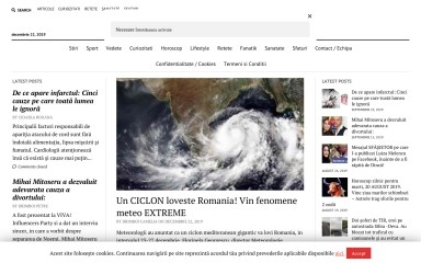 fabricatinromania.info screenshot