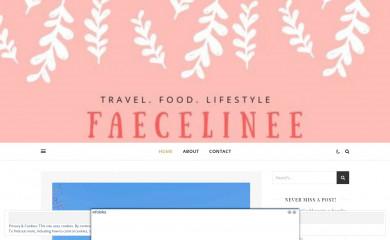 http://faecelinee.com screenshot
