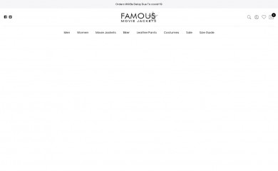 famousmoviejackets.com screenshot