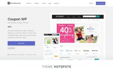 WP Coupon screenshot