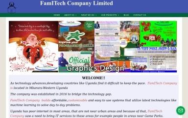 famitechsolutions.com screenshot