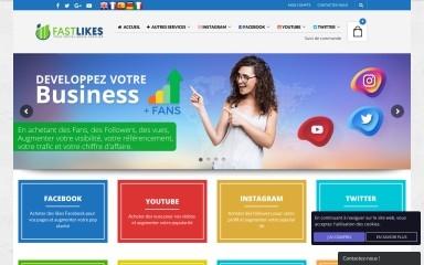 http://fastlikes.fr screenshot