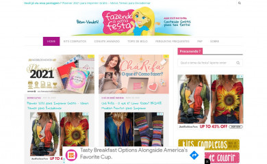 fazendoanossafesta.com.br screenshot