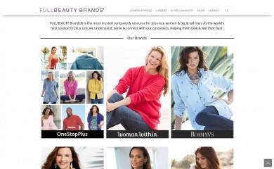 fbbrands.com screenshot