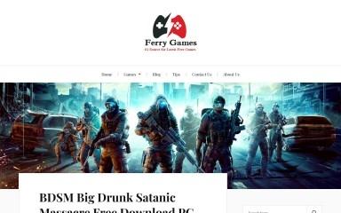 ferrygames.com screenshot