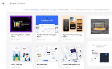 figmaresources.com screenshot