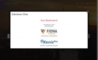 fionadates.com screenshot