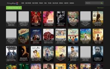 filmywap.stream screenshot