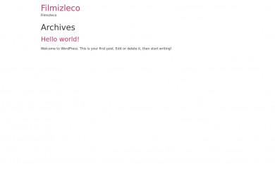 filmizleco.com screenshot