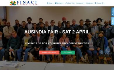 finact.net.au screenshot