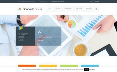 Finance Business screenshot