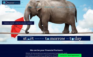 financialpartnersblog.com.au screenshot