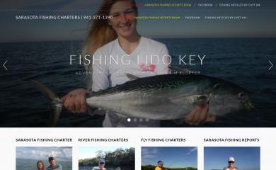 fishinglidokey.com screenshot