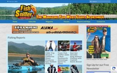 http://fishsniffer.com screenshot