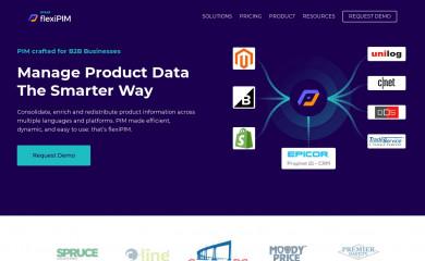 flexipim.com screenshot
