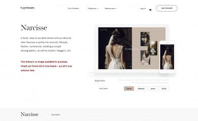 Narcisse screenshot