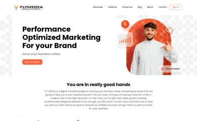 flymedia.in screenshot