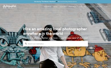 flytographer.com screenshot