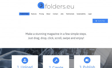 folders.eu screenshot