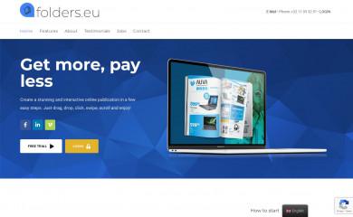 folders.eu screenshot