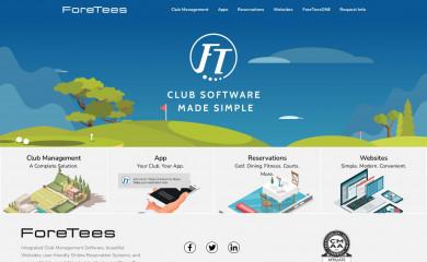 foretees.com screenshot