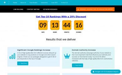 forumlinkbuilding.com screenshot