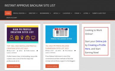 foundationbacklink.com screenshot