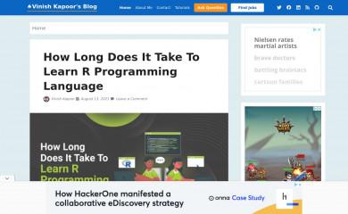 http://foxinfotech.in screenshot