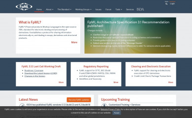 fpml.org screenshot