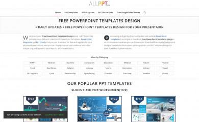 http://free-powerpoint-templates-design.com screenshot