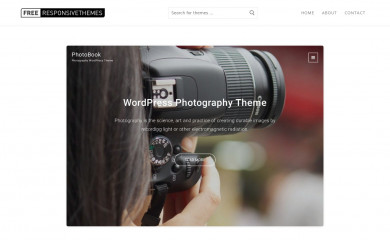 PhotoBook screenshot