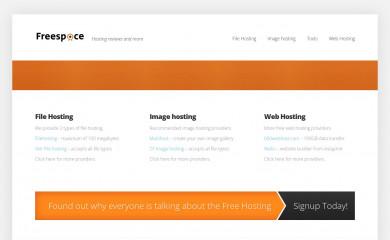 freespace.com.au screenshot