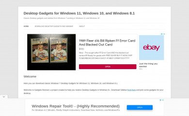 gadgetsrevived.com screenshot