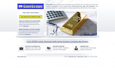 gainscopefx.com screenshot