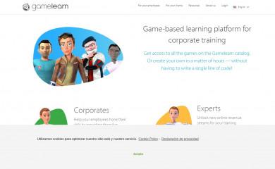 game-learn.com screenshot