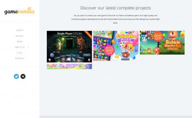 gamevanilla.com screenshot