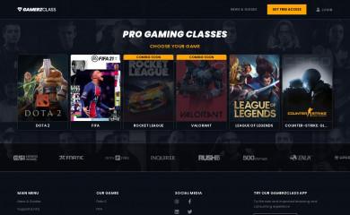gamerzclass.com screenshot