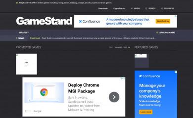 gamestand.net screenshot
