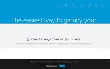 http://gamipress.com screenshot